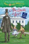 本书单中包括的绘本:Abe Lincoln at Last! (Magic Tree House merlin mission) {AR:3.5}