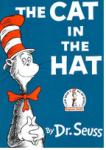 本书单中包括的绘本:the cat in the hat