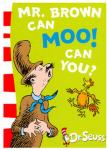 本书单中包括的绘本:Mr. Brown can moo! Can you?