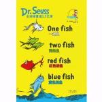 本书单中包括的绘本:一条鱼两条鱼红色的鱼蓝色的鱼-苏斯博士双语经典
