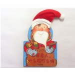 本书单中包括的绘本:圣诞老人,什么在叮当响-毛绒玩具发声书