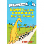Danny and the Dinosaur Go to Camp-I Can Read 丹尼与恐龙去野营