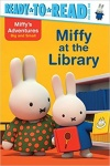 本书单中包括的绘本:Miffy at the Library (Miffy's Adventures Big and Small)