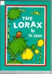 本书单中包括的绘本:The Lorax By Dr. Seuss