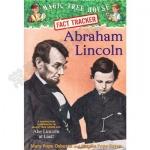 本书单中包括的绘本:Abraham Lincoln: A Nonfiction Companion to Magic Tree House #47: Abe Lincoln at Last! (Fact Tracker)