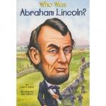 本书单中包括的绘本:Who Was Abraham Lincoln? 漫画名人传记:亚伯拉罕﹒林肯 ISBN9780448448862