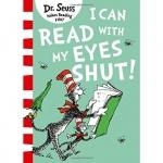 本书单中包括的绘本:苏斯博士:我可以闭着眼读书 Dr Seuss苏斯博士绿色系列 I Can Read With My Eyes Shut