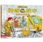 本书单中包括的绘本:地球内部探秘-神奇校车图画书版