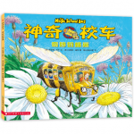 本书单中包括的绘本:奇妙的蜂巢-神奇校车图画书版