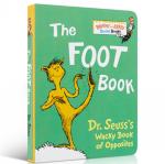 本书单中包括的绘本:The Foot Book