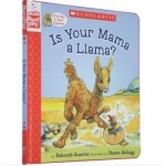 本书单中包括的绘本:Is Your Mama a Llama  (A StoryPlay Book)