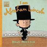 本书单中包括的绘本:I am Abraham Lincoln (Ordinary People Change the World)