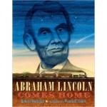 本书单中包括的绘本:Abraham Lincoln Comes Home