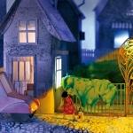 绘本书单_关于搬家的绘本,教孩子适应新的环境