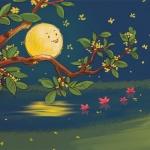 绘本书单_月明明饼圆圆,中秋节,在绘本中品尝月亮的味道